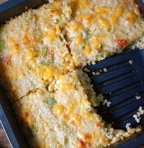 Receta de quinoa con queso - Unareceta.com