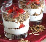 quinoa con yogur