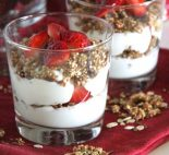 Receta de quinoa con yogurt