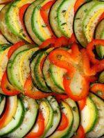 Ratatouille con verduras