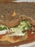 Receta de sandwich de xatonada