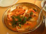 Receta de sopa de marisco asturiana