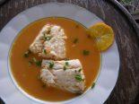 Receta de sopa de pescado con merluza