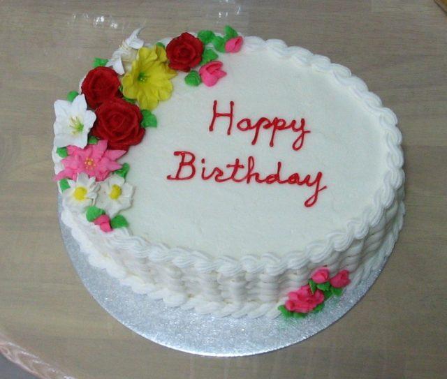 Receta de tarta con fondant para cumpleaños
