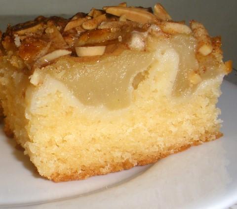 Receta de tarta de manzana facil