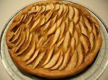 Receta de tarta de manzana y pera