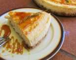 Receta de tarta de queso brie