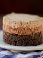 Receta de tarta tres chocolates sin gluten
