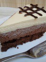 Receta de tarta tres chocolates thermomix