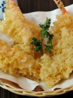 Receta de tempura de langostinos