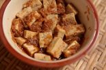 Receta de tofu marinado