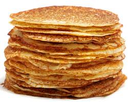 Receta de tortitas integrales