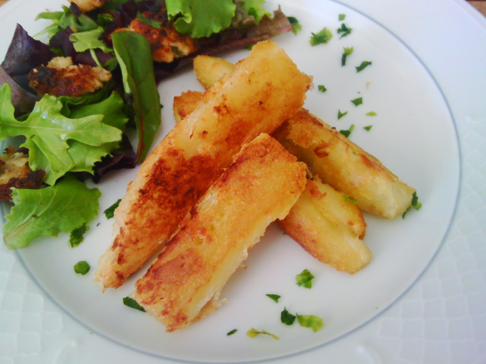 receta de yuca al horno f cil de hacer y sabrosa