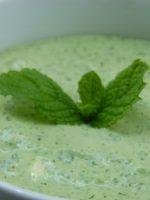 Receta de salsa verde con mayonesa