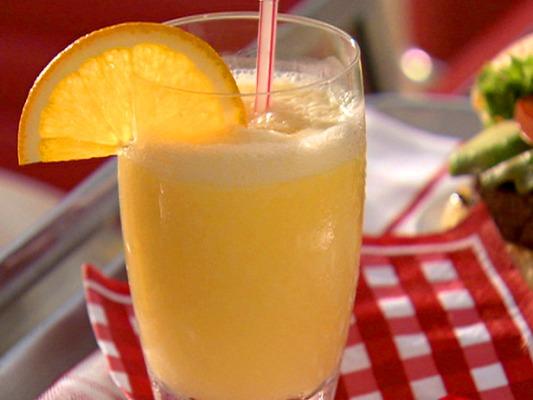 Receta de smoothie de naranja