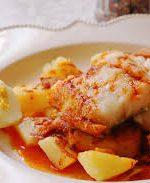 Sopa de pescado a la gallega