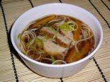 Receta de sopa de pollo china
