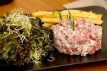 Receta de steak tartar belga