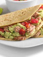 Tacos con atún
