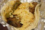 Receta de tacos con arroz