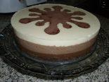 Receta de tarta tres chocolates con gelatina