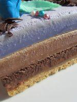 Receta de tarta tres chocolates sin cuajada