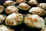 Receta de zapallitos rellenos de quinoa
