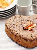 Receta de pastel de zanahoria y canela