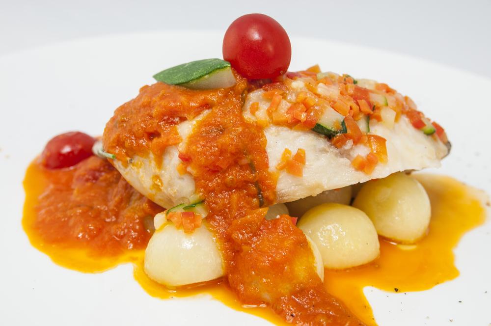 Bacalao con tomate 7 recetas f ciles - Bacalao fresco con tomate ...