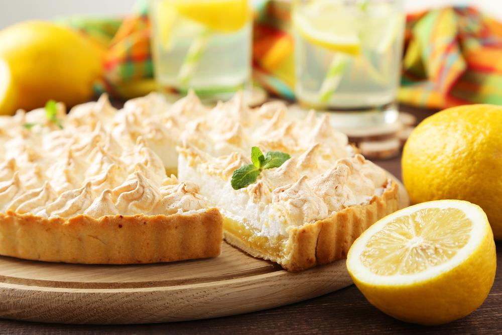 Lemon pie