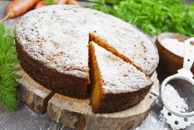 Receta de pastel de zanahoria y yogur