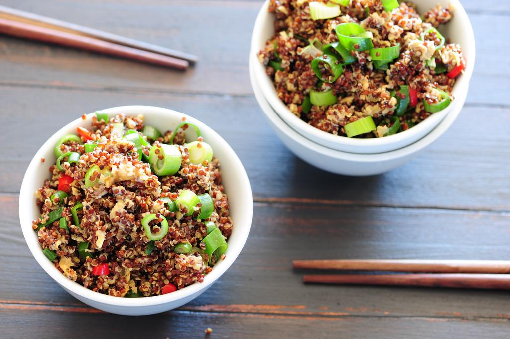 Quinoa 13 recetas f ciles for Cocinar quinoa con pollo