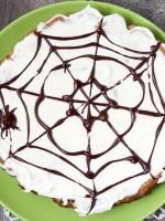 Receta de tarta de halloween