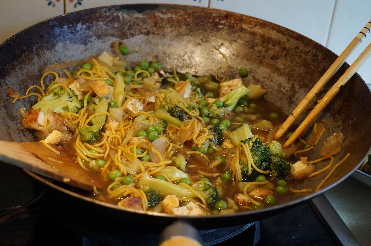 Cocinar Wok | Wok 13 Recetas Faciles Unareceta Com