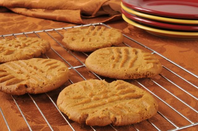 Receta de galletas de mantequilla sin huevo