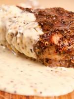 Receta de solomillo de ternera en salsa de pimienta