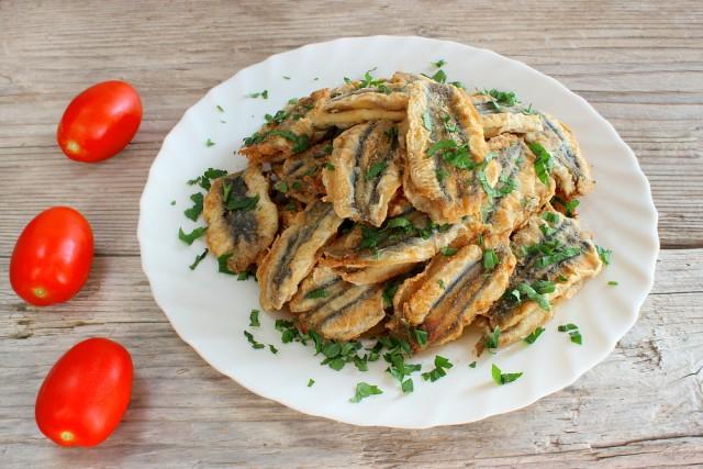 Receta de sardinas adobadas