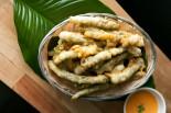 calcots-con-tempura