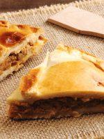 Receta de empanada gallega sin gluten
