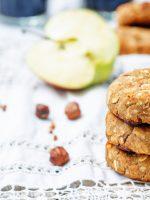 Receta de galletas de avena sin huevo