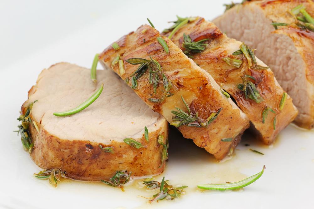Receta de solomillo al horno f cil for Como preparar solomillo