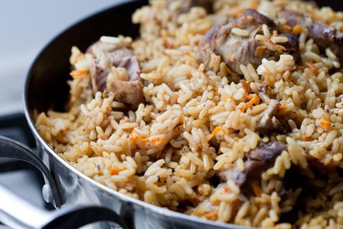 receta de carne guisada con arroz unarecetacom