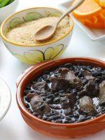 Receta de frijoles con arroz thermomix