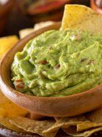 Receta de guacamole sin cilantro