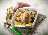 pollo-al-horno-con-alcachofas