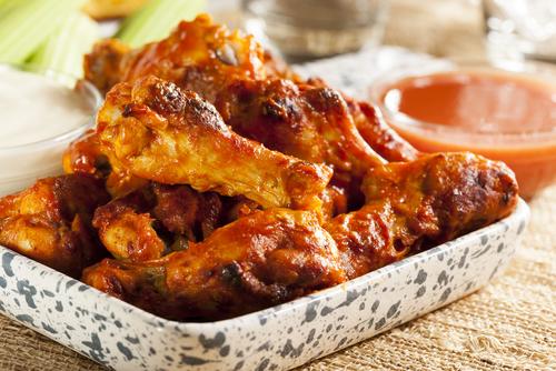 Receta de pollo al horno con salsa barbacoa