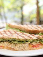 Receta de sándwich de pollo