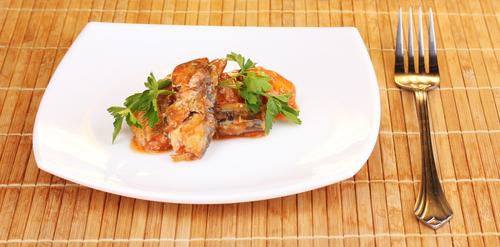 Receta de sardinas marinadas