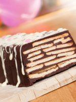 Receta de tarta de cumpleaños