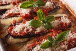 berenjenas a la parmesana sin horno